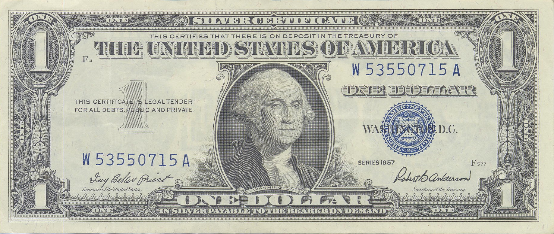 Silver and gold certificates us notes xflitez Choice Image